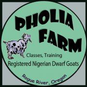 Pholia Farm Nigerian Dwarf Goats
